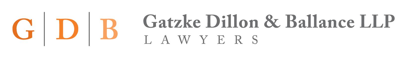 GDB | Gatzke Dillon & Ballance LLP